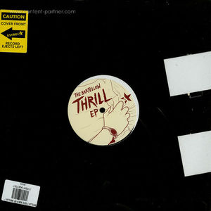 bartellow & ogris debris - the bartellow thrill ep