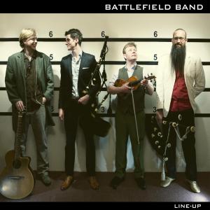 battlefield band - line-up