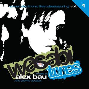 bau,alex (mixed by) - wasabi tunes vol.1