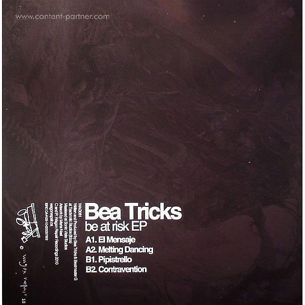 bea tricks - be at risk ep (Back)