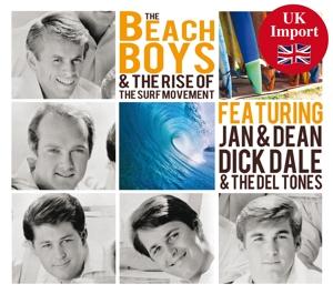 beach boys,the - beach boys and the rise of the surf move