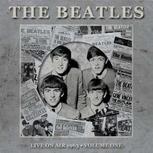 beatles,the - live on air 1963-vol.1