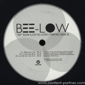 bee low - ep