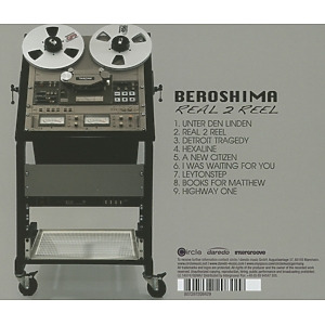 beroshima - real 2 reel (Back)