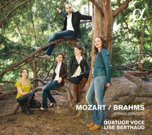 berthaud,l./quatuor voce - streichquintette