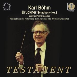 b?hm,karl/berliner philharmoniker - sinfonie 8 (version von 1890)