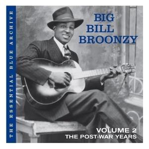 big bill broonzy - the essential blue archive:post war year