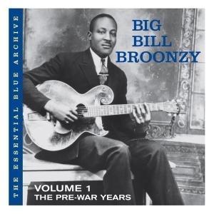 big bill broonzy - the essential blue archive:prewar years