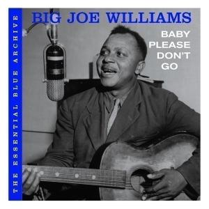 big joe williams - the essential blue archive:baby please d