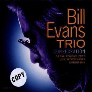 bill trio evans - consecration
