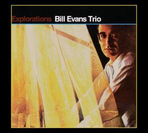 bill trio evans - explorations (rlp 9351)