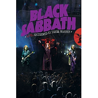 black sabbath - live...gathered in their masses (dvd/cd)