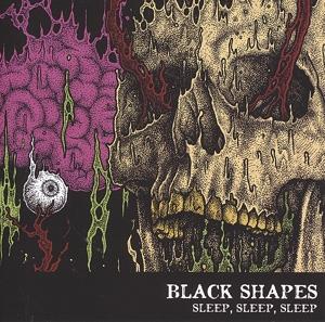 black shapes - sleep sleep sleep