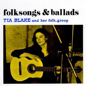 blake,tia - folksongs & ballads
