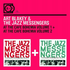 blakey,art & the jazz messengers - 2 for 1: at the cafe bohemia/vol.2