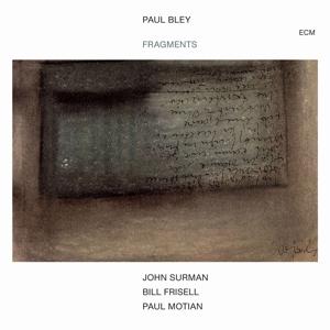 bley,paul - fragments