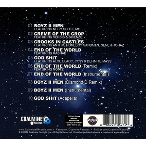 blu & nottz - gods in the spirit (Back)