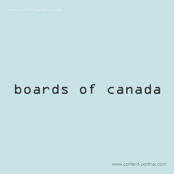 boards of canada - hi score (Back)