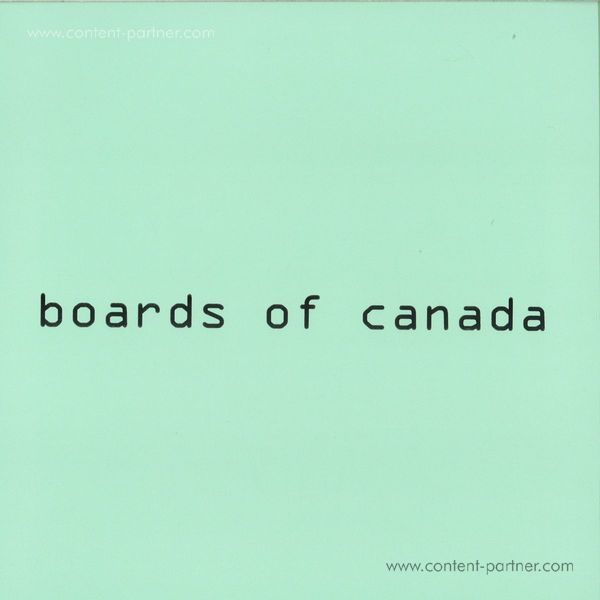 boards of canada - high scores REISSUE (Back)