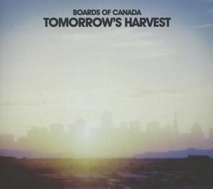 boards of canada - tomorrow's harvest (ltd.artcard edition)