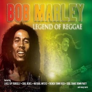 bob marley - legend of reggae