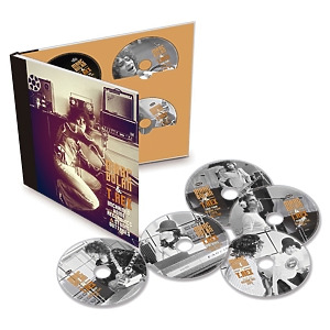 bolan,marc & t.rex - unchained: home recordings & studio outt