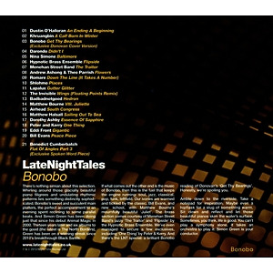 bonobo - late night tales (Back)