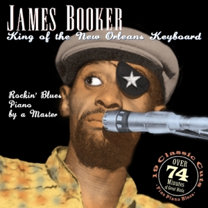 booker,james - james booker-king of the new orleans key