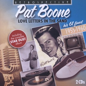 boone,pat - love letters in the sand