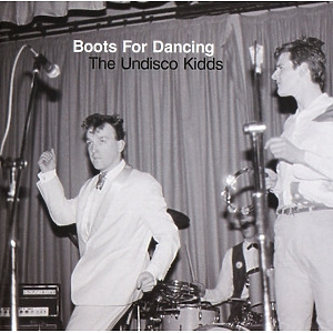boots for dancing - the undisco kidds