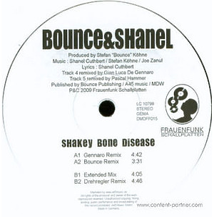 bounce & shanel - shakey bone disease