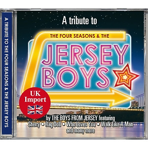 boys from jersey,the - a tribute to the four seasons & the jers