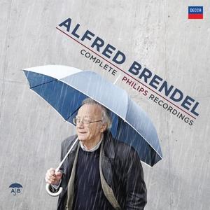 brendel,alfred/abbado/haitink/marriner/+ - brendel: complete philips recordings (lt