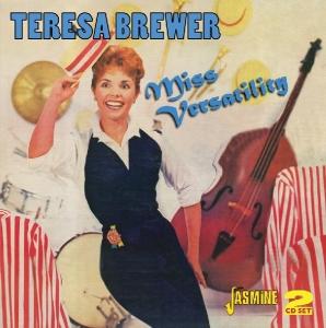 brewer,teresa - miss versatility