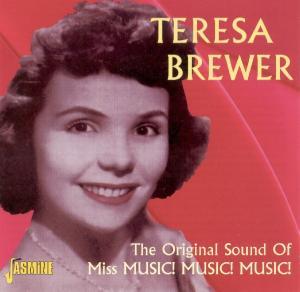 brewer,teresa - the original sound of miss music!