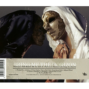bring me the horizon - there is a hell belive me i've seen it.t (Back)