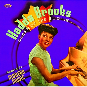 brooks,hadda - queen of the boogie and more
