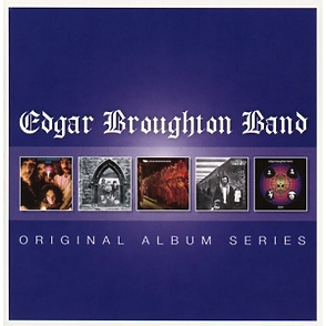 broughton,edgar band - original album series
