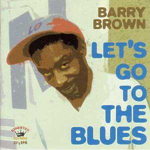 brown,barry - let's go to the blues