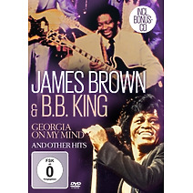 brown,james & king,b.b. - georgia on my mind and other hits