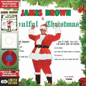 brown,james - a soulful christmas