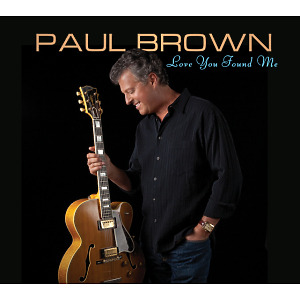 brown,paul - love you found me