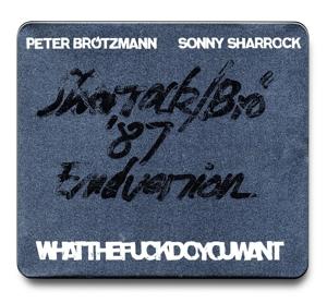 br?tzmann/sharrock - whatthefuckdoyouwant