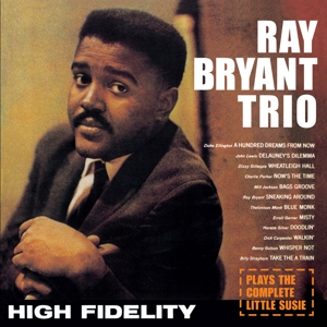 bryant,ray trio - plays+2 bonus tracks