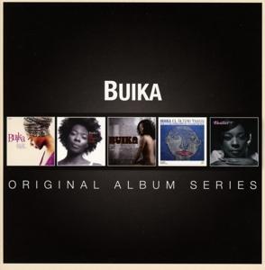 buika - original album series