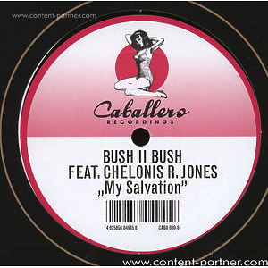 bush ii bush feat. chelonis r. jones - my salvation (jesse garcia remix)
