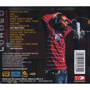 busy signal - loaded (Back)