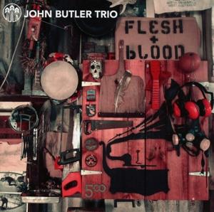 butler,john trio - flesh & blood