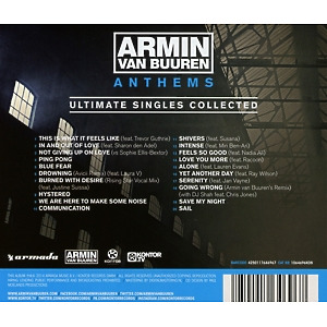 buuren,armin van - anthems-ultimate singles collected (Back)