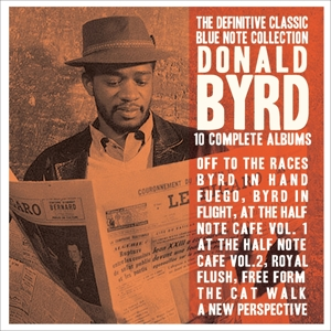 byrd,donald - the definitive classic blue note collect